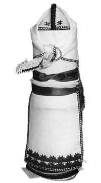 Марийская национальная кукла, её роль в жизни крестьянской семьи и в воспитании подрастающего поколения